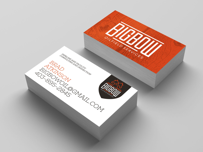 Bigbow Oilfield Services — Deibert Design