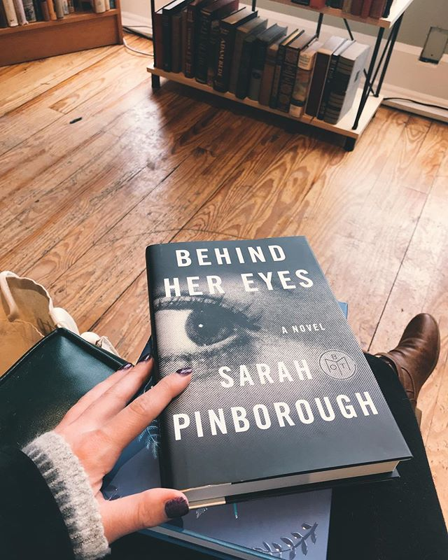 "Snagged this copy of Behind Her Eyes at our local indie bookshop (#supportlocal) and when I posted it on my stories, I was overwhelmed with messages saying how absolutely nuts the ending is, and no one could possibly see it coming. The bookmark that came with it for BotM read: ""You think you know how it ends? You're wrong. I promise."" So basically now I have to read it ASAP. Totally breaking the rules for the #unreadshelfproject2018 but, I will have read 3 of my already owned books before getting to this one. So I guess I'm happy with that ☺️ tell me if you enjoyed this book! Or did you think the ending was too ""out there?"" Also I would love some more unconventional/literary thriller recommendations!"