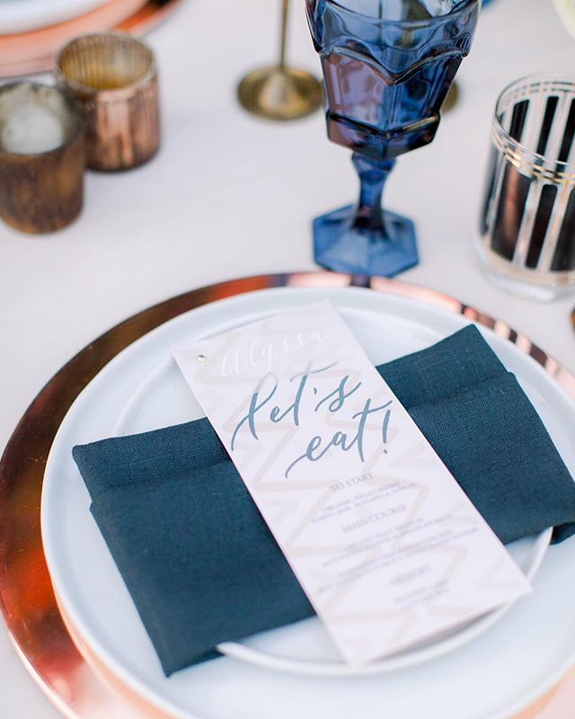Wedding Wednesday inspiration! ✨ Trend alert: Combine your menu with a place card! This one features a subtle vellum and white ink place card paired with a boho printed menu. Also swipe left because this tablescape is what dreams are made of 😍 ✨ Throwback to this shoot with these talented vendors! So much has changed since this shoot, @jessicarice.co congratulations on your newest addition and @kelseyraedesigns congratulations on tying the knot! 💕💕💕 ✨ Photography: @jessicarice.co Florals: @botanicamuse Design: @kelseyraedesigns Venue: @weddings_theinnatrsf Rentals: @wittyrentals and @adorefolklore Tux: @friartux Dress: @christinasfez Paper Goods: @lozukowski Desserts: @kubakreations Hair and Makeup: @beautybystaceymua Model: @lindsay.kristensen ✨ • • • • #cylcollective #herecomesthebride #makersmovement #wearethecreativeeconomy #calledtobecreative #weddingstationery  #creativelifehappylife #bespokestationery  #engagedcouple  #californiawedding #bridebook  #sandiegoweddingplanner #southernbride #bgrings #huffpostido #thedailywedding #sandiegoweddings #soontobemrs  #bridetobe #engaged💍  #moderncalligraphy #engagedlife #sobridaltheory #weddinginspo #weddingideas #weddingdetails  #southerncaliforniawedding #weddinginspiration #abmlifeissweet #weddinginvitation
