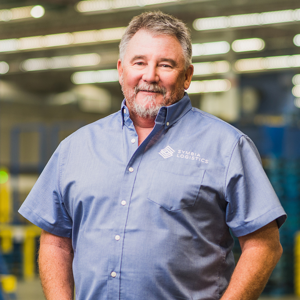 Jim Smith, Founder of Symbia Logistics