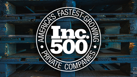 Symbia Logistics was named Colorado's fastest growing company of 2017 by Inc Magazine.