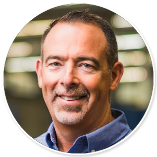 """""""It's important to balance the efficiencies of technology with hands-on, customized solutions. This is something our customers value and it's core to who we are.""""    Tom Flynn, President of Symbia Logistics"""