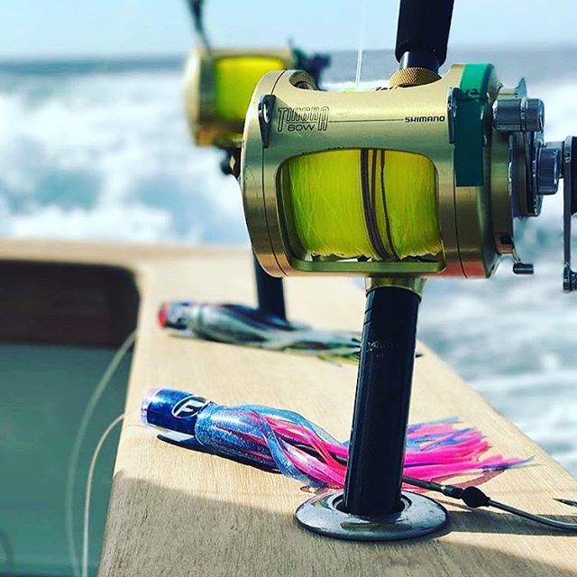 When craftsmanship comes together... 📷 @eye_catcher_sportfishing  #garlingtonyachts #sportfishing #fishshimano #craftsmanship #teameyecatcher @shimanofish @shimano.fish @fish_shimano