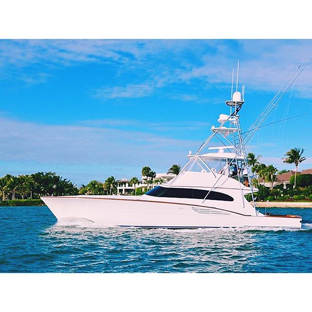 Another day another New Garlington 61. Meet this stunning lady Sophia Marie. 📷; @anthonygusmano #garlingtonyachts #61 #sportfishing #sophiamarie #brandnew #lady #repost