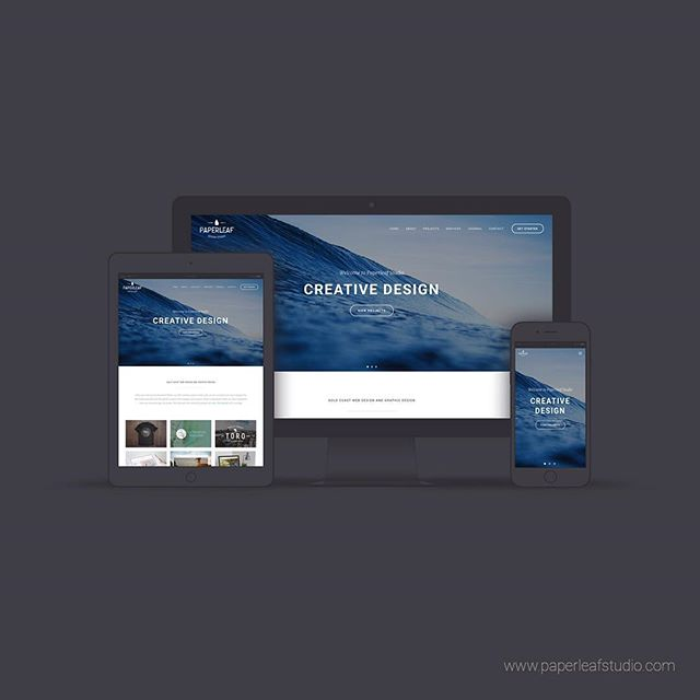 Our new website is live, we have put a lot of work into this and added lots of new projects. There is still work to be done and a few creases to iron out but we are really stoked with this. We hope you like it too. Link in the comments. #goldcoast #webdesign #burleighheads #graphicdesign #website #launch #logo #print #creative