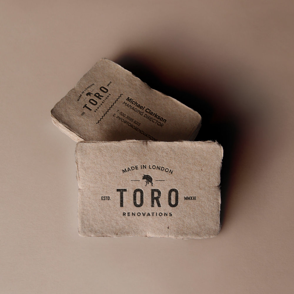 Website, Logo, Print Toro Renovations View Project