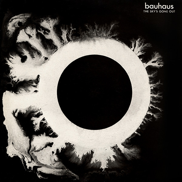 Image Credit:   The Sky's Gone Out   album cover by English  gothic rock  band  Bauhaus , 1982. Artwork by Daniel Ash.