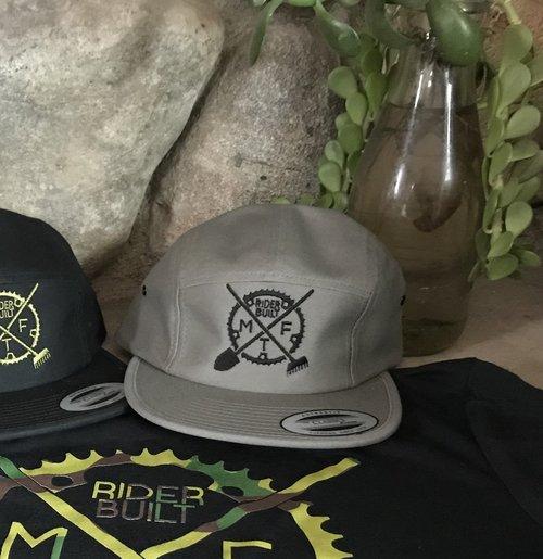 2c290797be5db McGill Grey Camper Hat with Black logo.  6310CD26-DD1F-46DB-BEAD-0F9F859E349D.jpeg