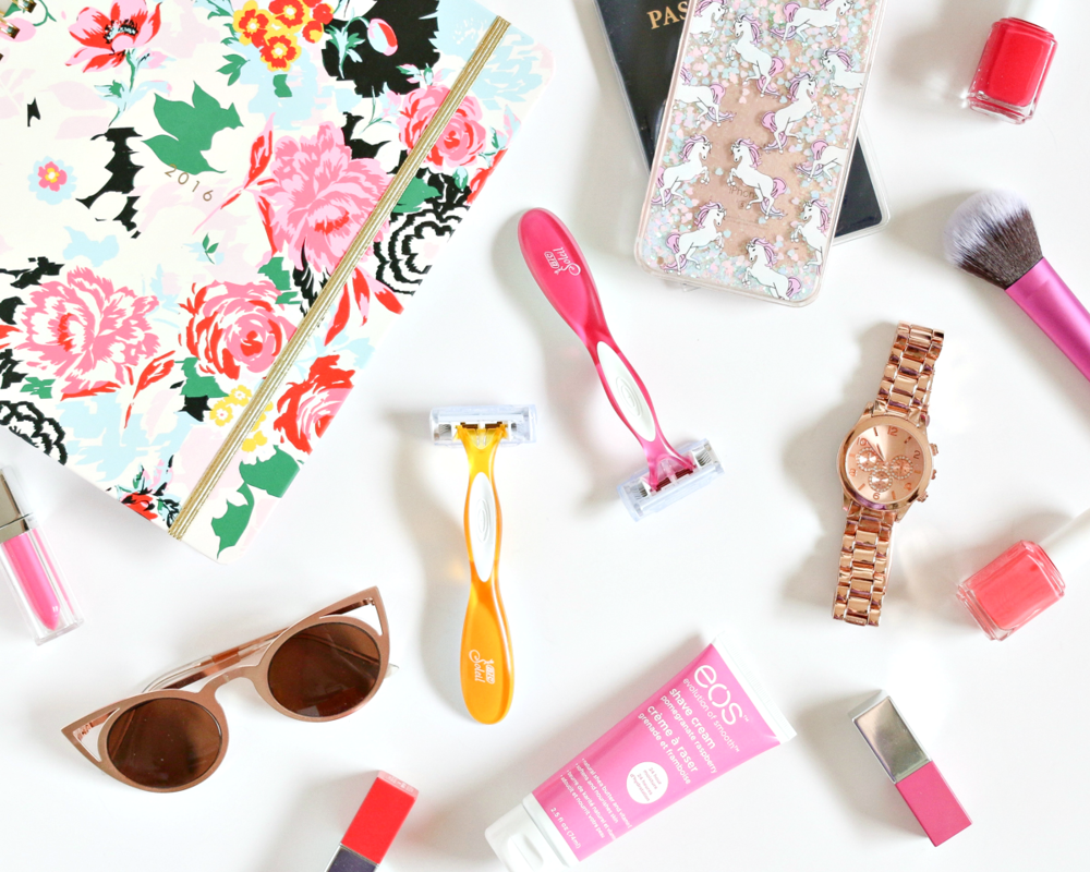 Road Trip + Travel Essentials | A Girl, Obsessed