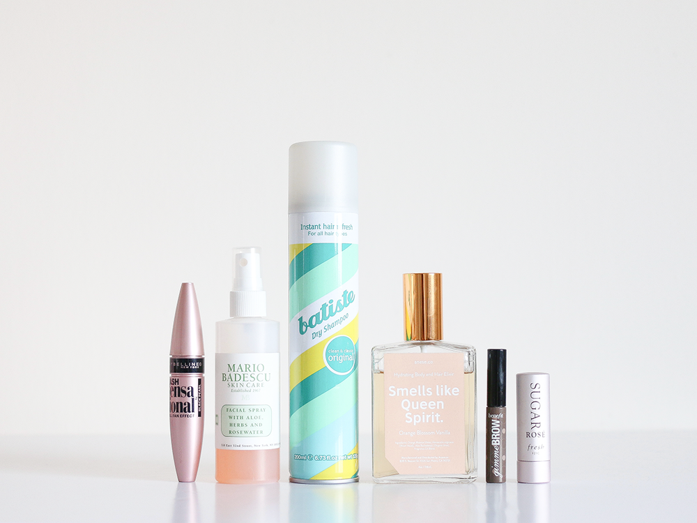 Beauty Items For Busy Days | A Girl, Obsessed