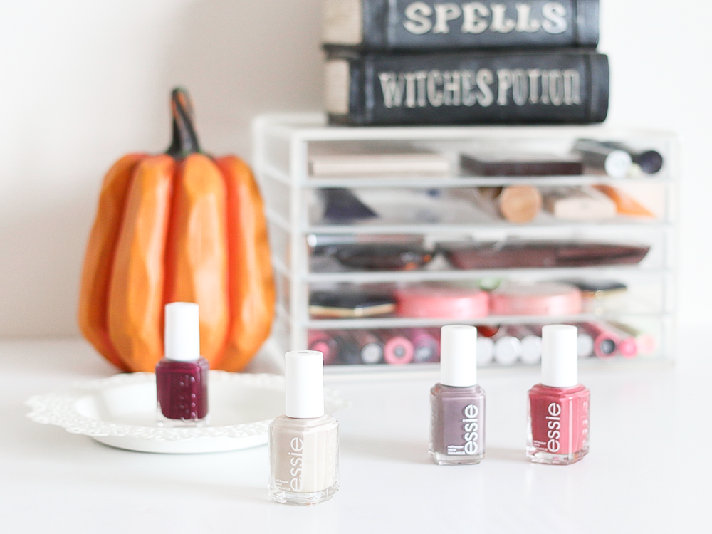 4 Must-Have Essie Polishes For Autumn | A Girl, Obsessed