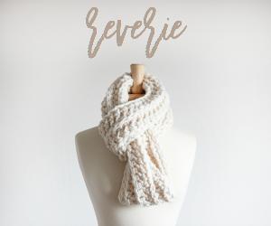 Reverie Handmade | Chunky knits to keep you cozy + warm