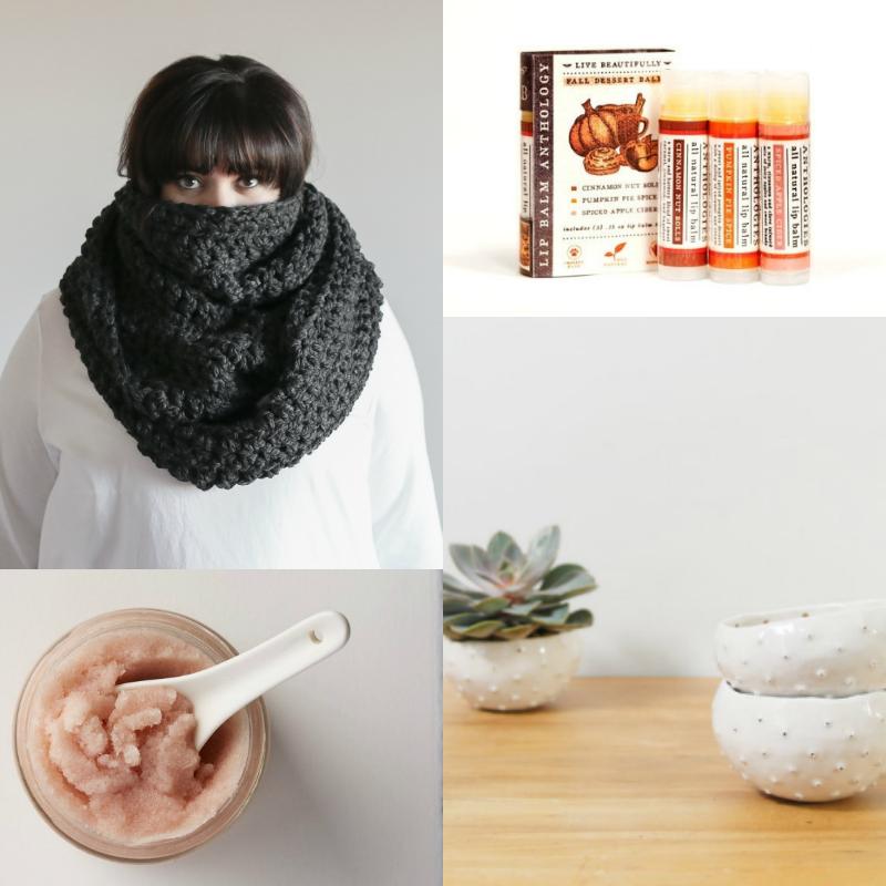 Handmade Christmas Gift Guide | A Girl, Obsessed