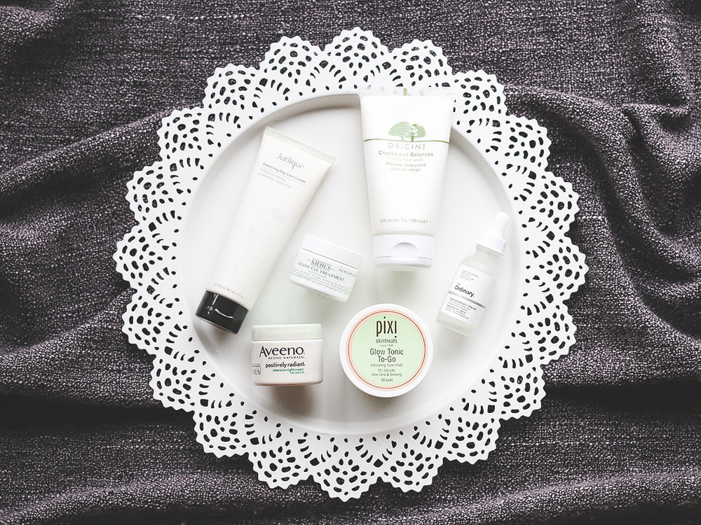 An A/W Skincare Change Up | A Girl, Obsessed