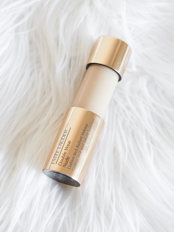 Estée Lauder Double Wear Nude Cushion Stick Foundation Review | A Girl, Obsessed