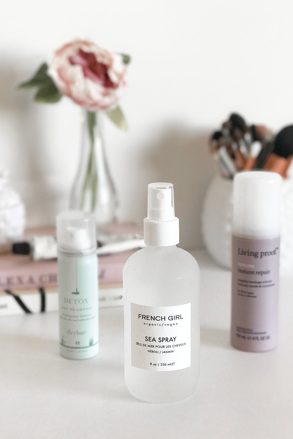 3 Products For Effortless Hair | A Girl, Obsessed