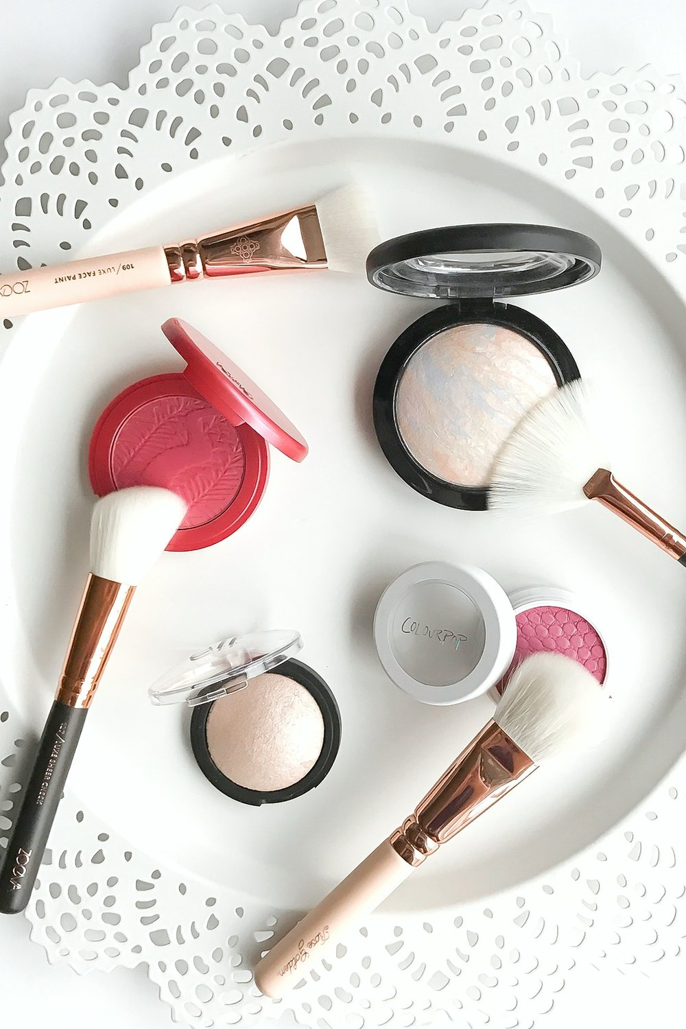 How To Get The Perfect Winter Flush | A Girl, Obsessed
