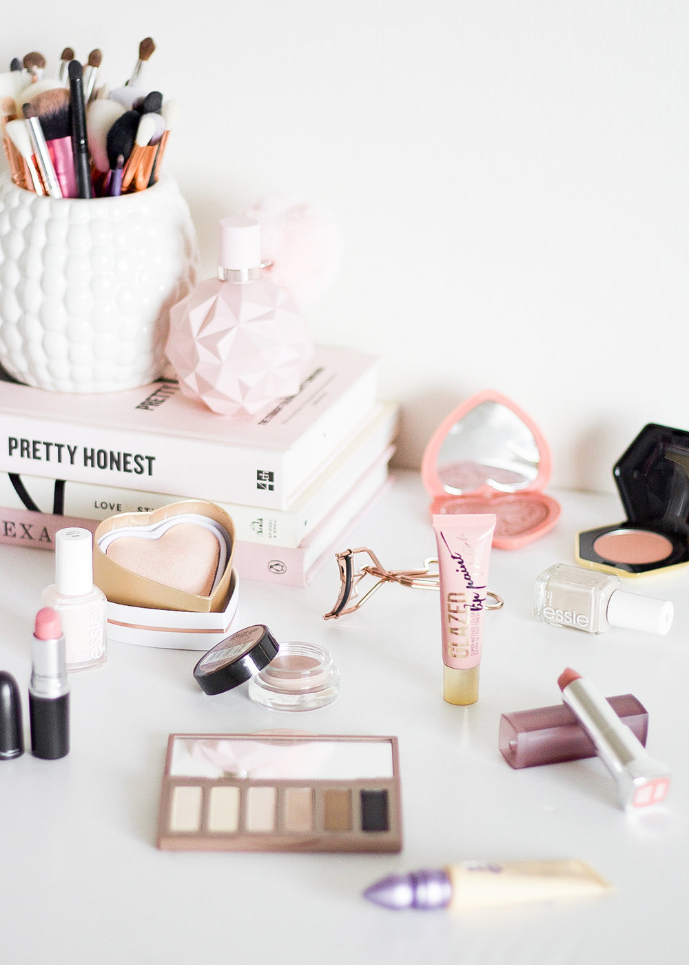 Nude Makeup Favorites | A Girl, Obsessed