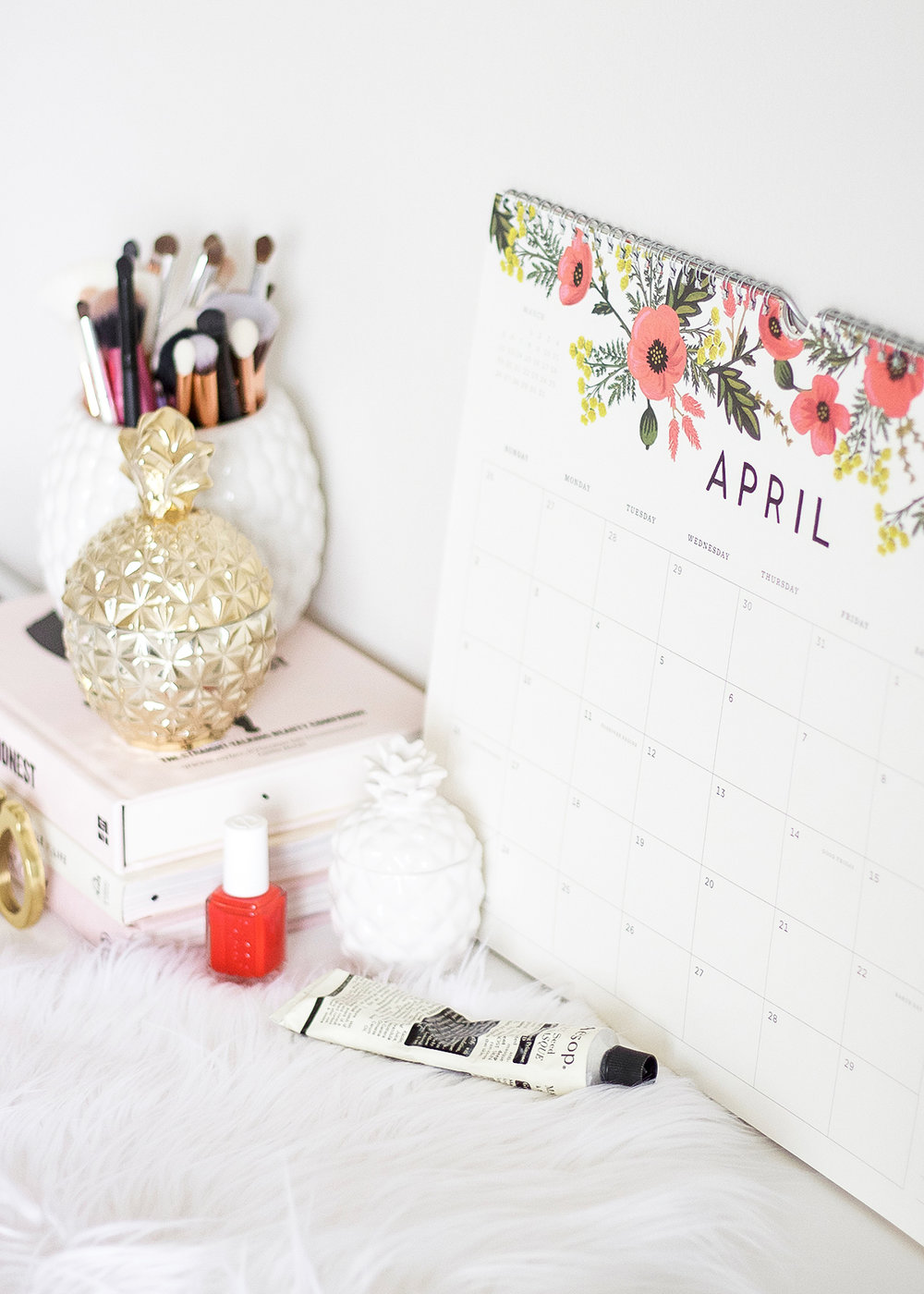 April Goals | A Girl, obsessed