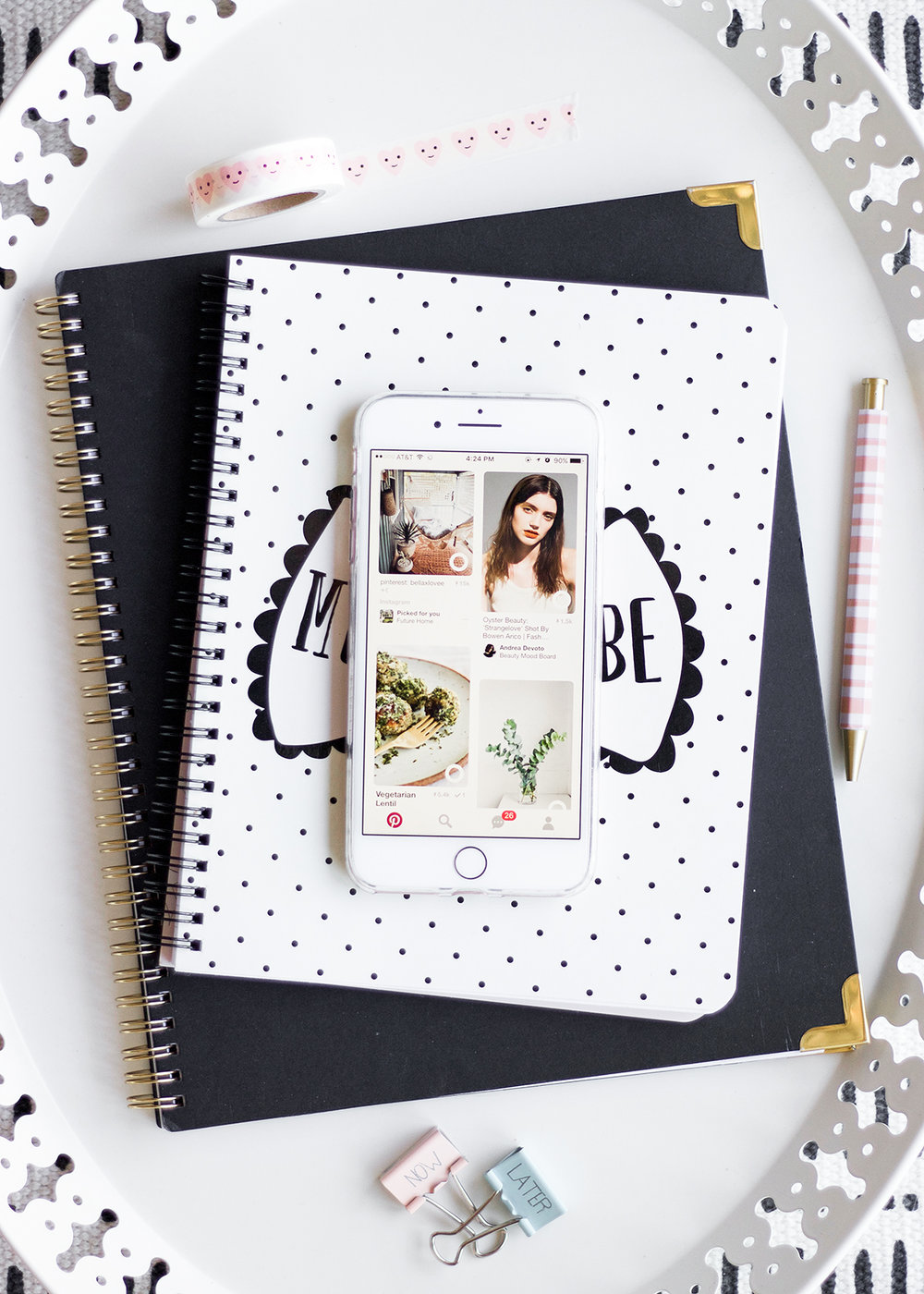 My Favorite Ways To Procrastinate While Still Getting Things Done | A Girl, Obsessed