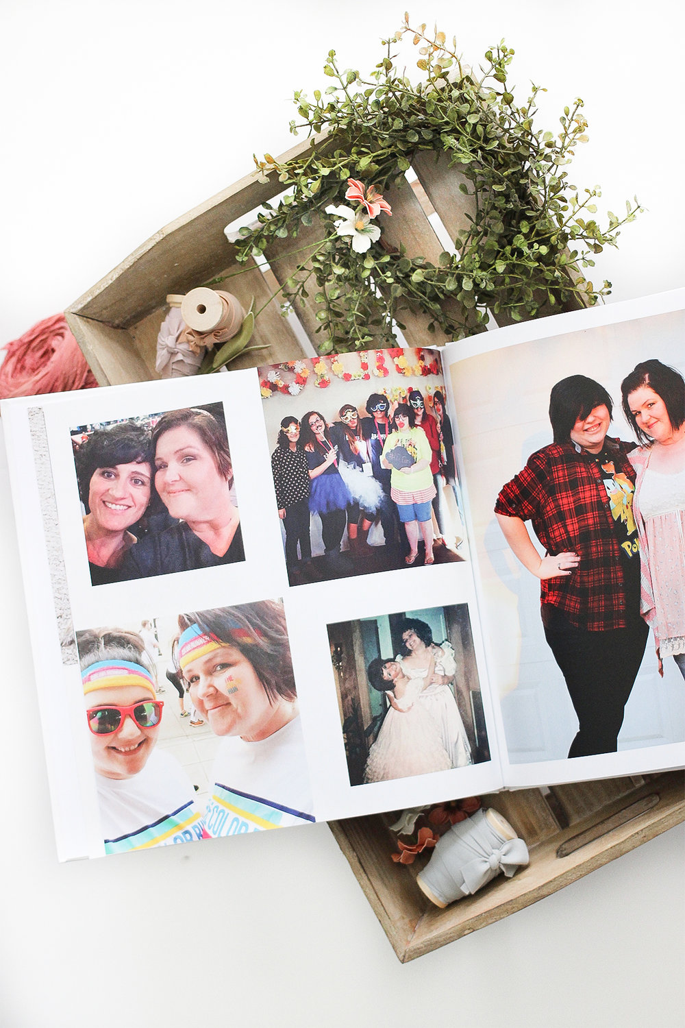 Mother's Day Gift Idea: Blurb Photo Book | A Girl, Obsessed