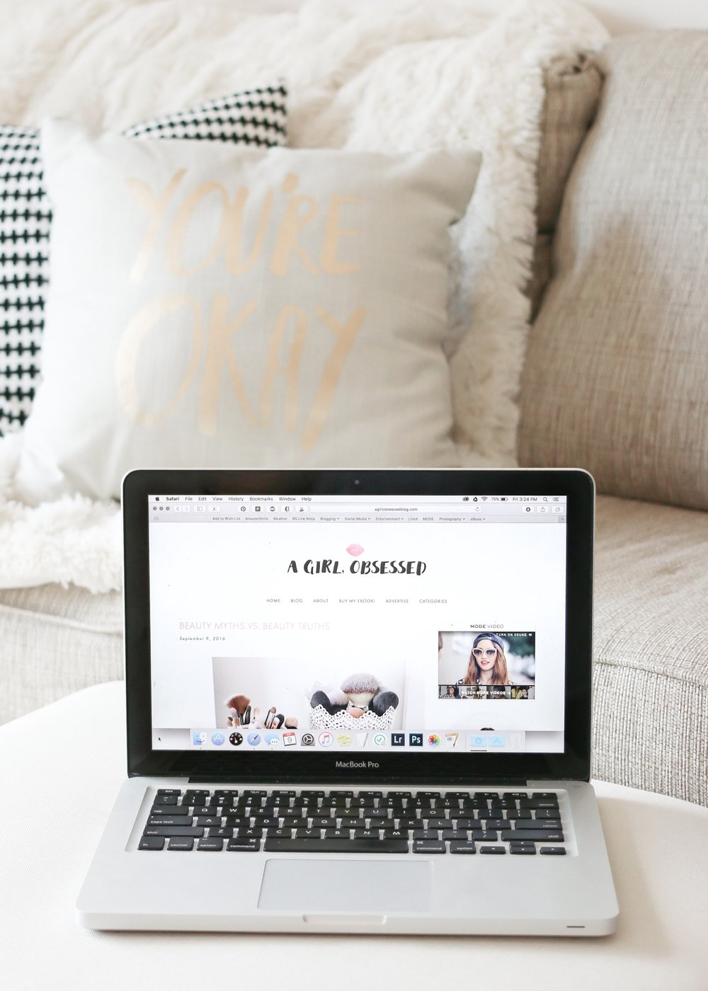 Important Lessons Learned From Blogging | A Girl, Obsessed