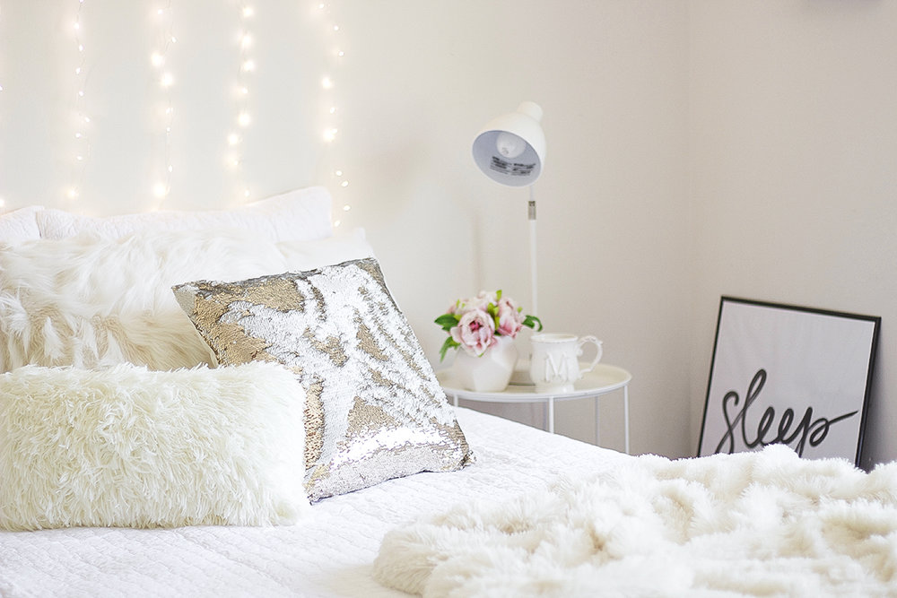 3 Ways To Refresh Your Bedroom For The New Season | A Girl, Obsessed