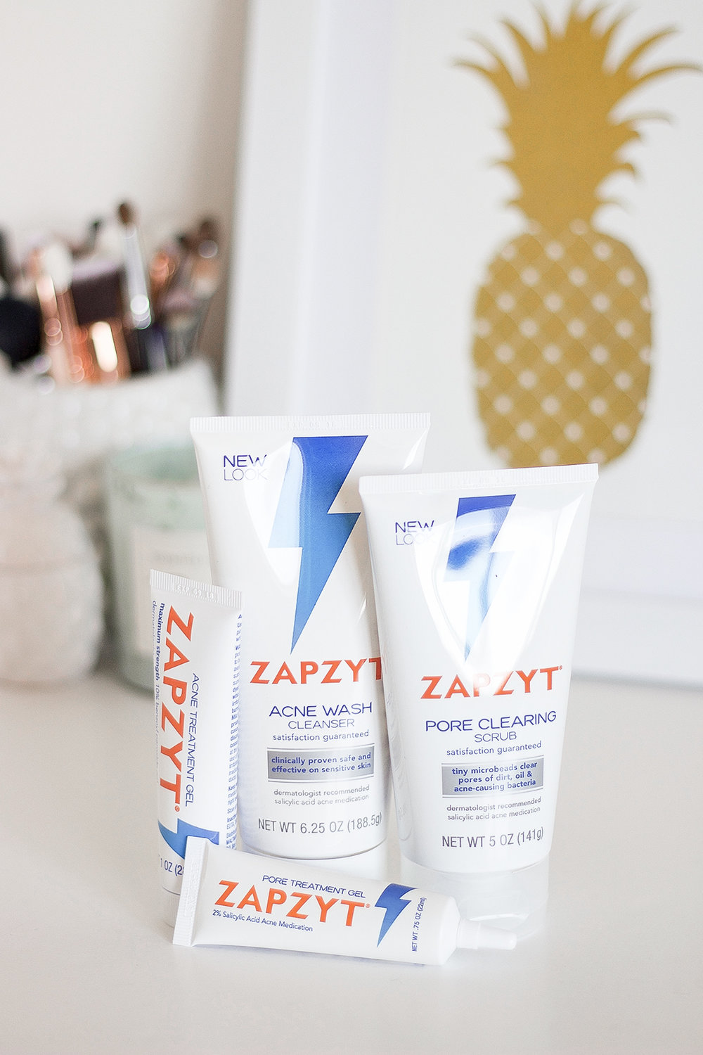 Battling Adult Acne Breakouts with ZAPZYT | A Girl, Obsessed