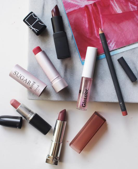 The Streamlined Lip Wardrobe | A Girl, Obsessed