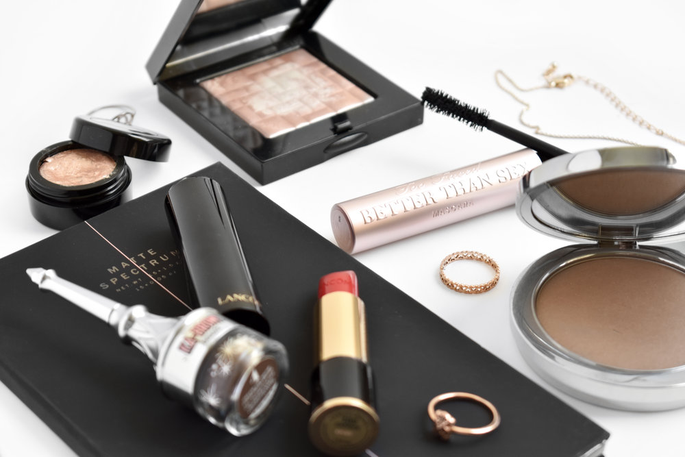 Basic Products For A Party Makeup Menu | A Girl, Obsessed
