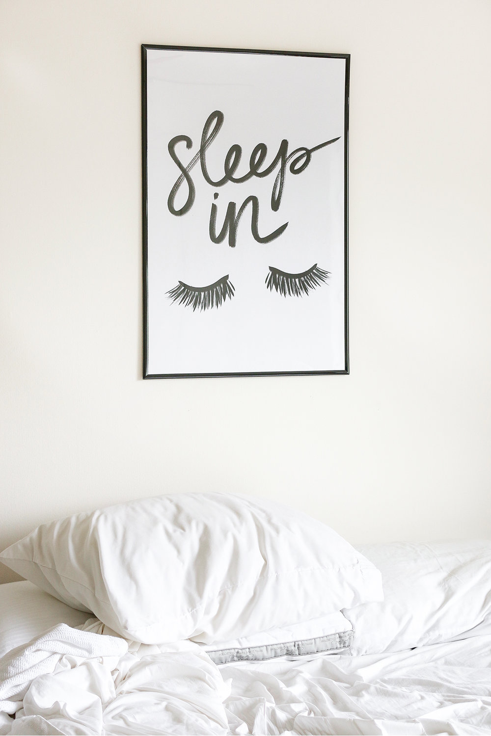 5 Reasons Why You're Having Trouble Falling Asleep At Night   A Girl, Obsessed