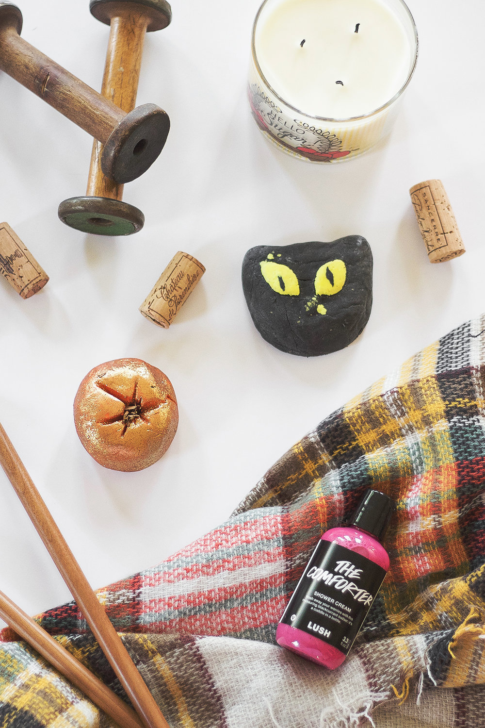 A Little Lush Halloween Haul | A Girl, Obsessed