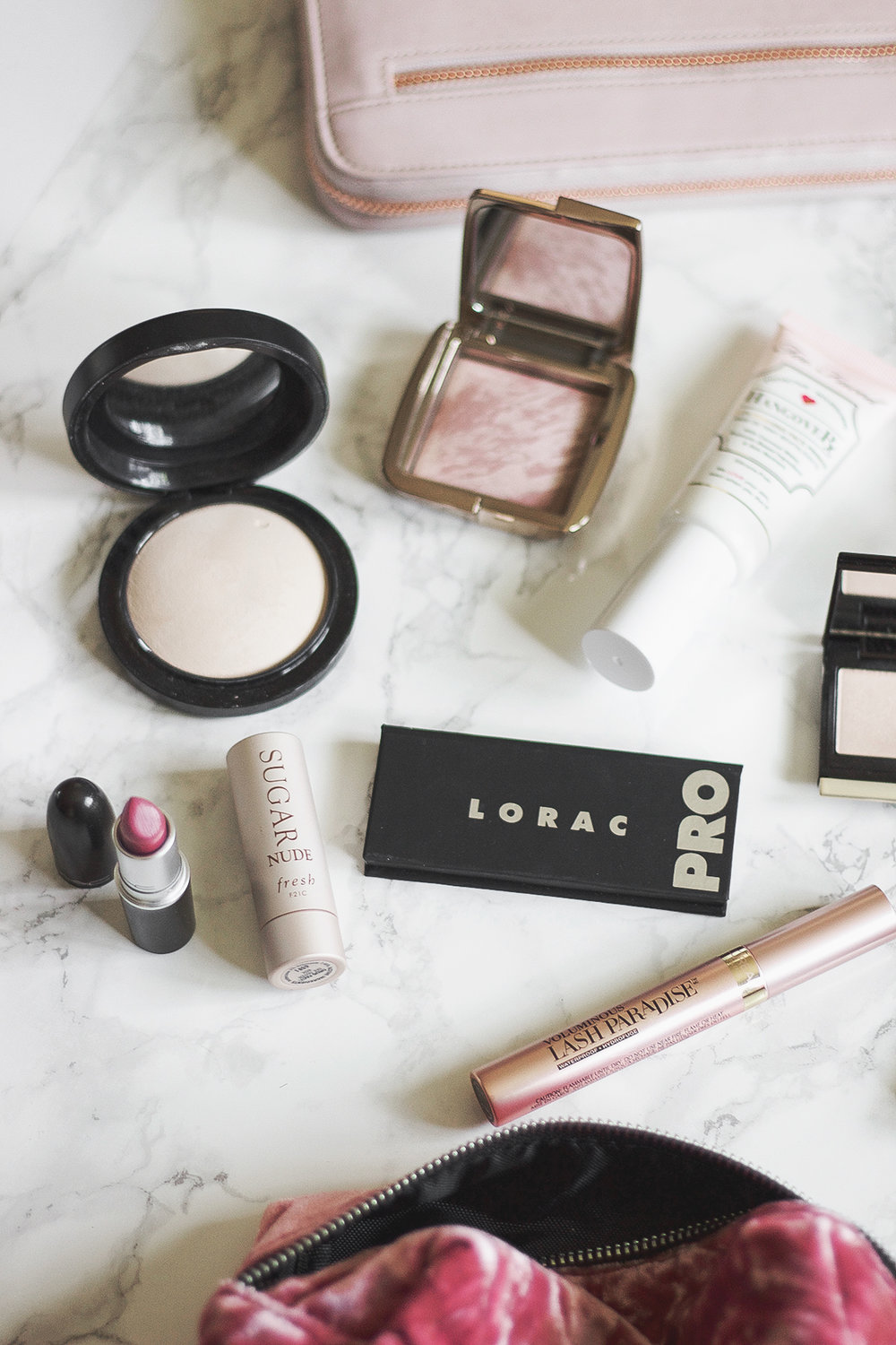 4 Easy Ways To Update Your Makeup Bag For Fall   A Girl, Obsessed