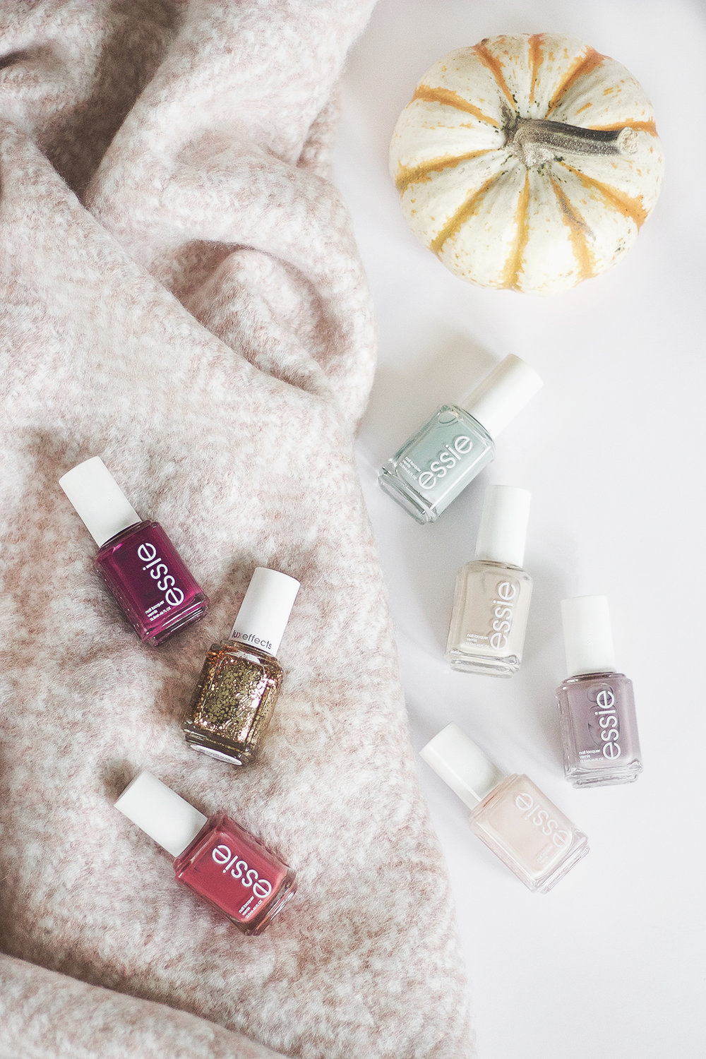 The Essential Essie Polishes For Autumn | A Girl, Obsessed