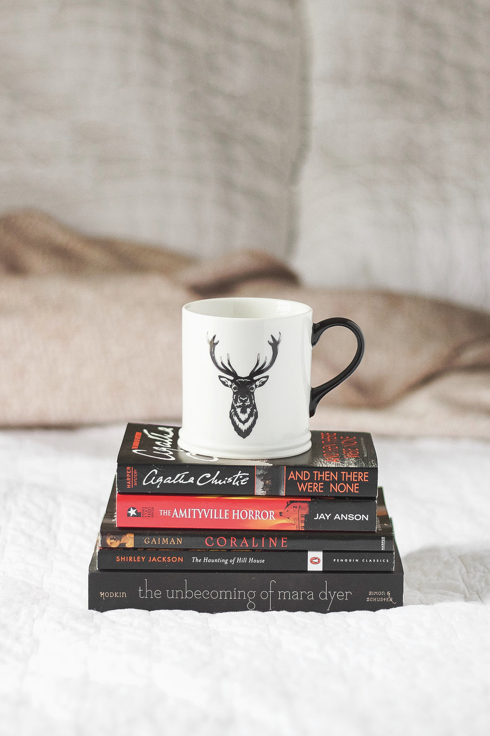 A Creepy Autumn Reading List | A Girl, Obsessed