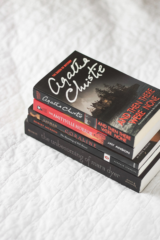 A Creepy Autumn Reading List | A Girl, Obsessed