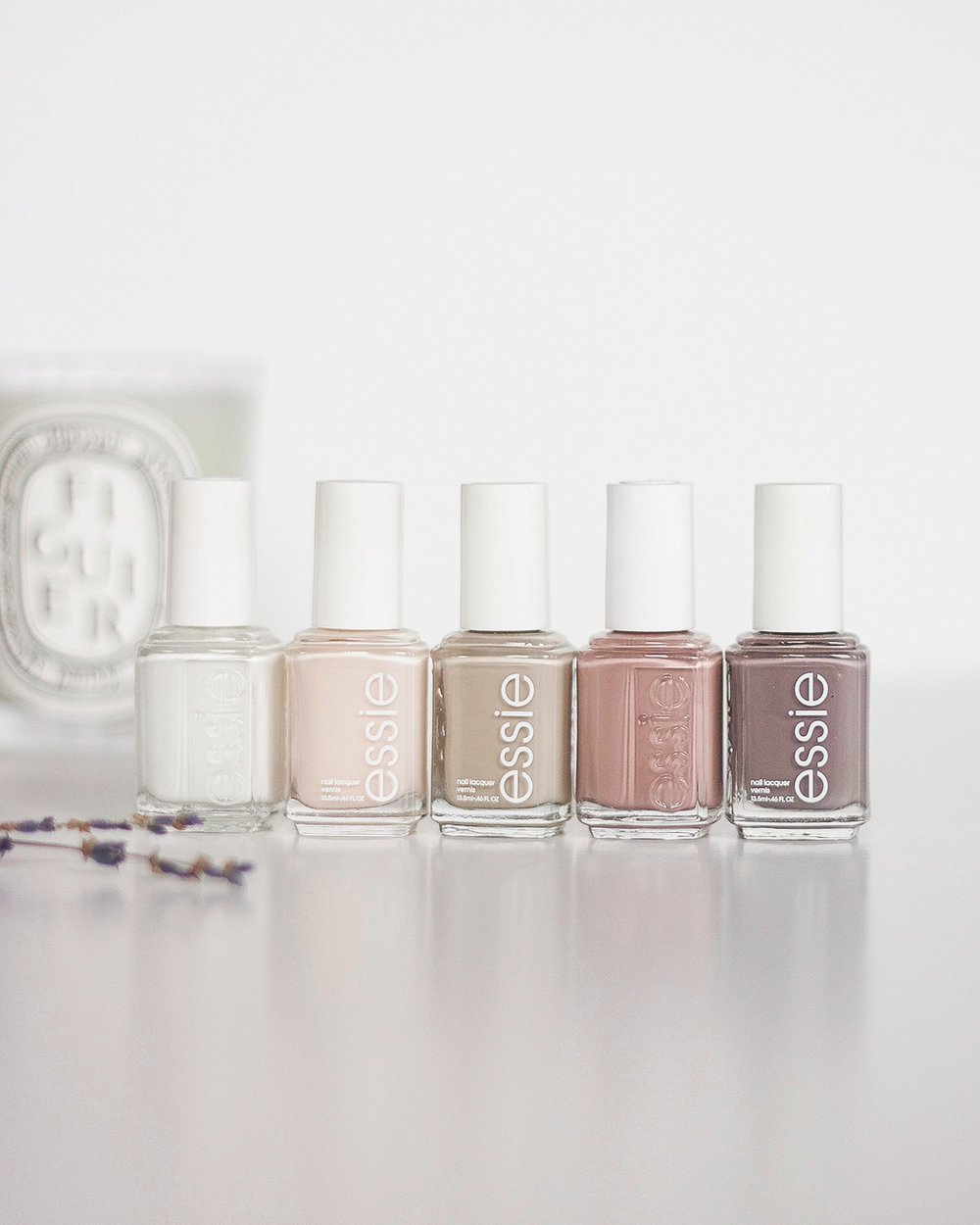 5 Essie Nudes For An Effortless Mani | A Girl, Obsessed