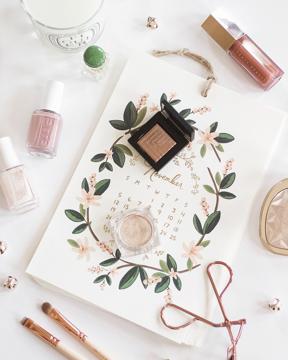 A Dreamy Eyeshadow Duo For Fall | A Girl, Obsessed