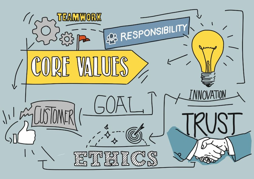viiz core values
