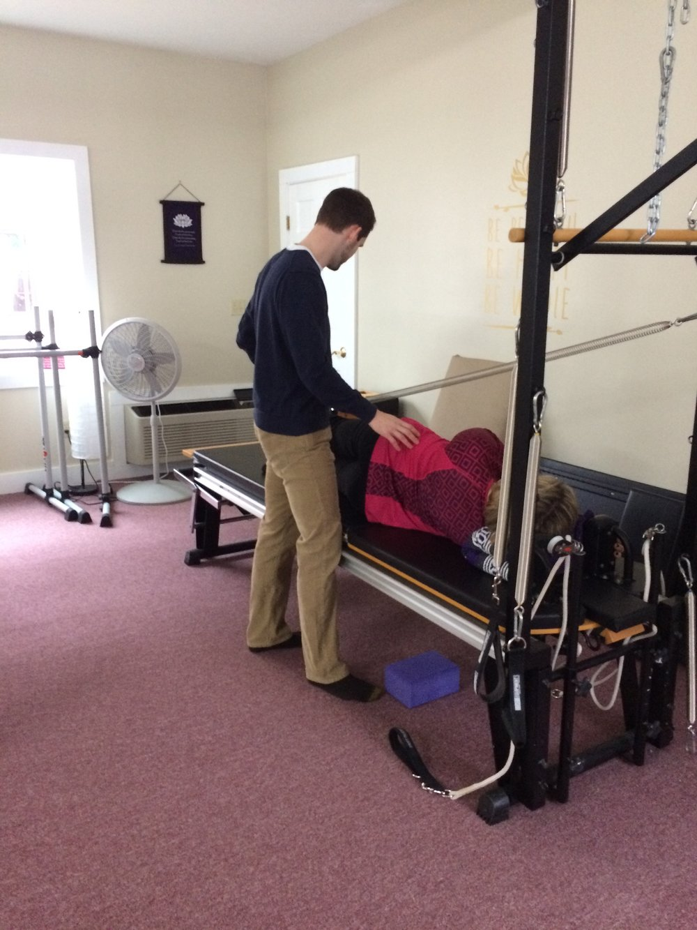 Dr. Kyle Coffey is an expert physical therapist in Amherst, NH who utilizes a variety of techniques and equipment to return you to the activities you love quicker!