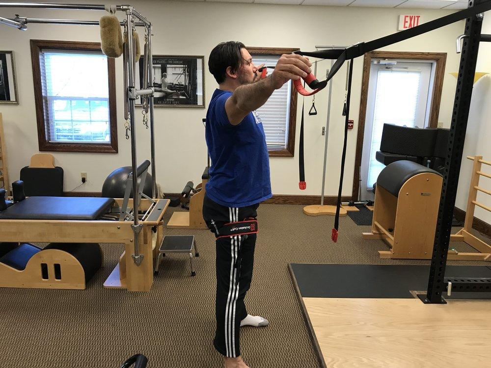 Modern Strength Training: BFR for Clinicians