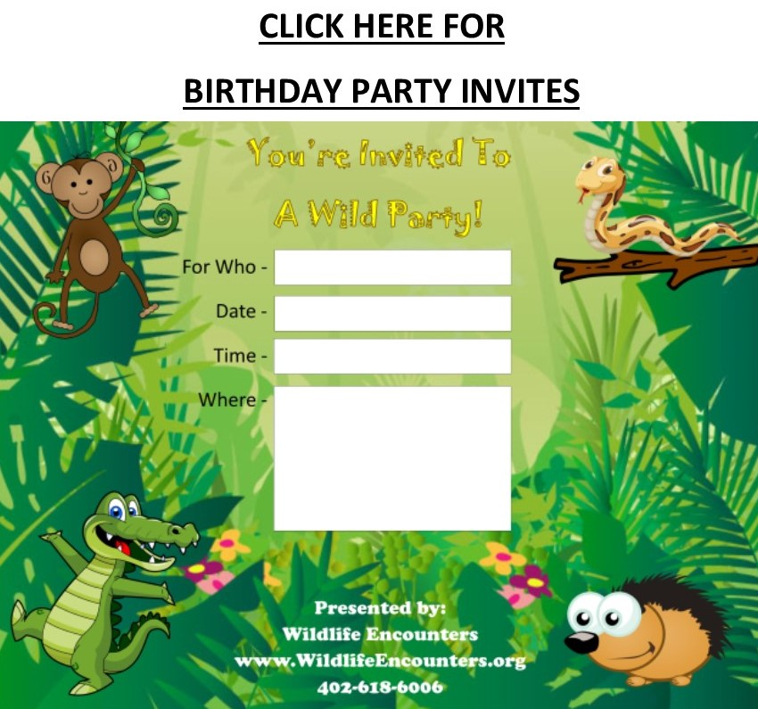 wildlife-encounters-birthday-party-invites