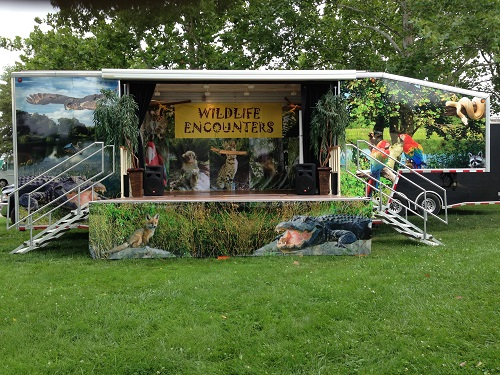 Wildlife Encounters Fairs & Festivals