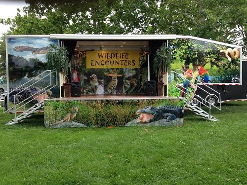 Wildlife Encounters Fairs & Festivals