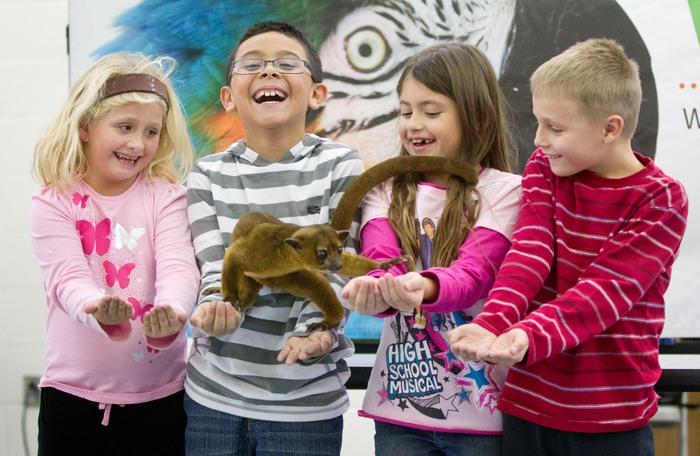Wildlife Encounters School Programs