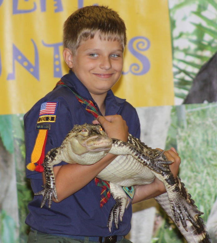 Wildlife Encounters Scouts
