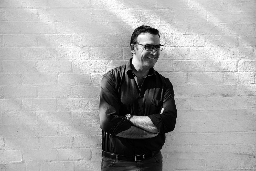 Paul Hayes | Senior Architect
