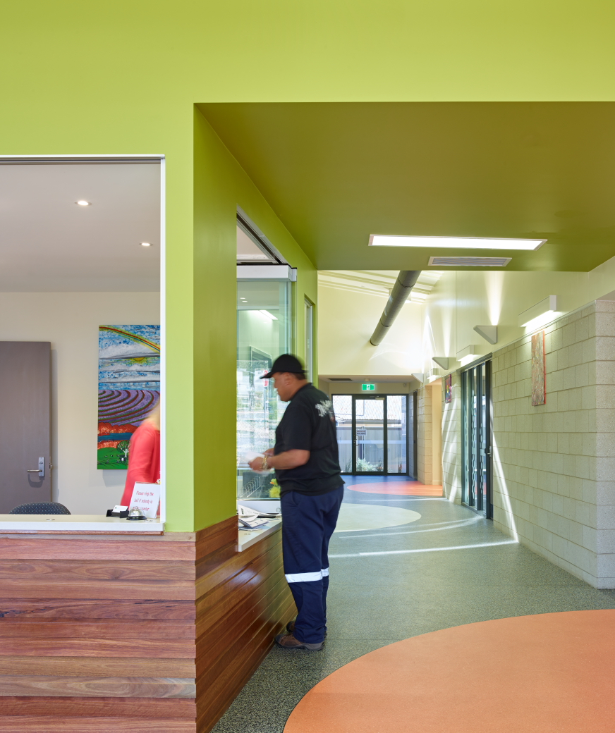 Mt Isa Community Centre by Guymer Bailey Architects