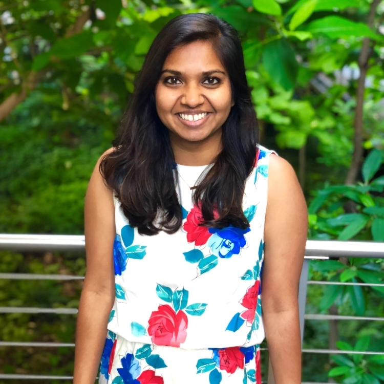 Anisha Chandra - VP of COMMUNITY DEVELOPMENTHometown : Atlanta, GAUndergrad: Emory UniversityCareer: Sr. Financial Analyst (data analytics) at Home DepotDarden Section: E!Favorite C'ville spots: Oooh - Junction for dinner, Alamo Draft House for movie and a milkshake, Ivy Provisions for TNDC hangover brunch 😊#WhyDarden: My Ethics Caselet was chosen to be discussed in FY Ethics and it was awesome to see my peers engage in a topic – hiring policies for international students – that I had personally experienced and felt passionate about!