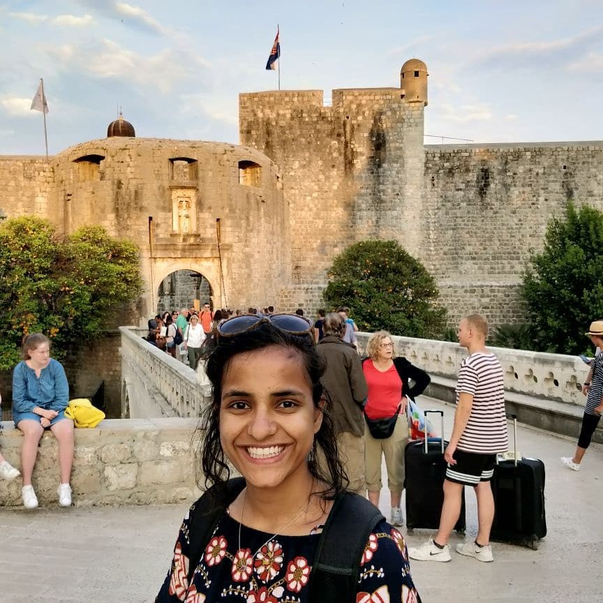 Vipasha Agrawal - VP of CONFERENCEHometown: Gwalior, IndiaUndergrad: Indian Institute of Technology, DelhiCareer: ConsultingDarden Section: BFavorite C'ville spots: The downtown mall#WhyDarden: I came to the US not knowing much about the culture but Darden made me feel included and at home. I have loved everything about this place but the community and the support I have received from everyone made it very special
